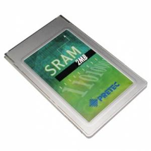 Pretec SRAM 256 Kb - 8 Mb  Wide temp Series