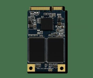 APRO Industrial MLC mSATA SSD 16 Gb - 1 Tb PHANES-K Series