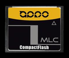 APRO Industrial MLC CompactFlash Card - HERCULES-K Series