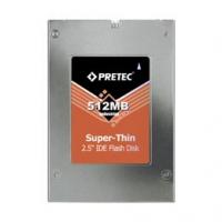 Pretec PATA IDE SSD 512 Mb - 8 Gb Lynx Solution Commercial series
