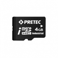 Pretec MicroSDHC card imicroSDHC card 4Gb-8Gb Industrial