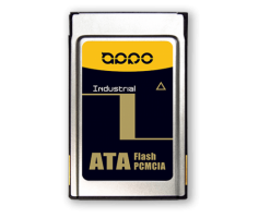 APRO PCMCIA ATA Card 128 Mb - 64 Gb SLC HERMIT-F Industrial Series