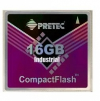 Pretec Compact Flash Card - Panther Solution 4-16 Gb Commercial CP Series