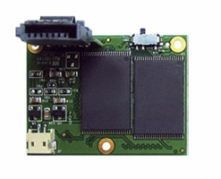 Transcend 1GB SATA FLASH MODULE Horizontal