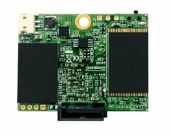 Transcend 4 Gb SATA FLASH MODULE Horizontal