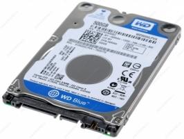 "HDD Western Digital 500Gb 8Mb 2,5"" SATA III"