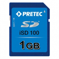 Pretec SD card iSD100 series 256Mb-4Gb Industrial