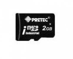 Pretec MicroSD card imicroSD card 256Mb-2Gb Industrial